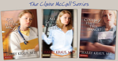 The Claire McCall Series by author Harry Kraus